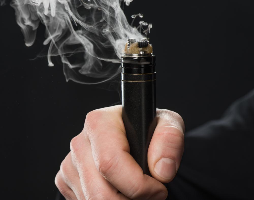 Os perigos do cigarro eletrônico