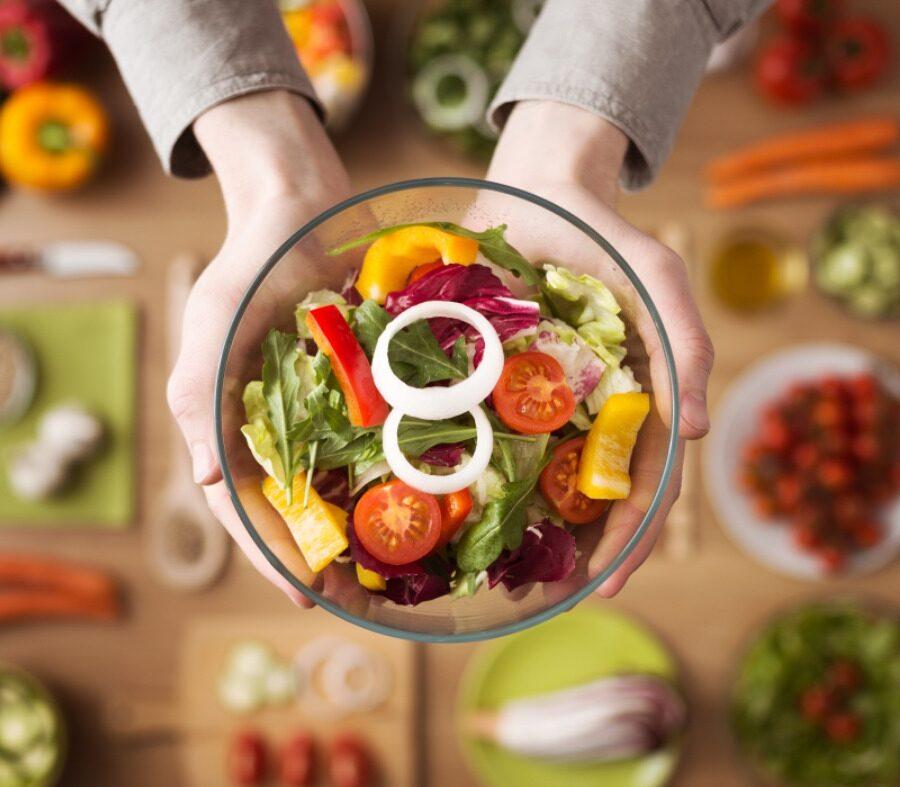 Como manter uma alimentação saudável durante o isolamento domiciliar
