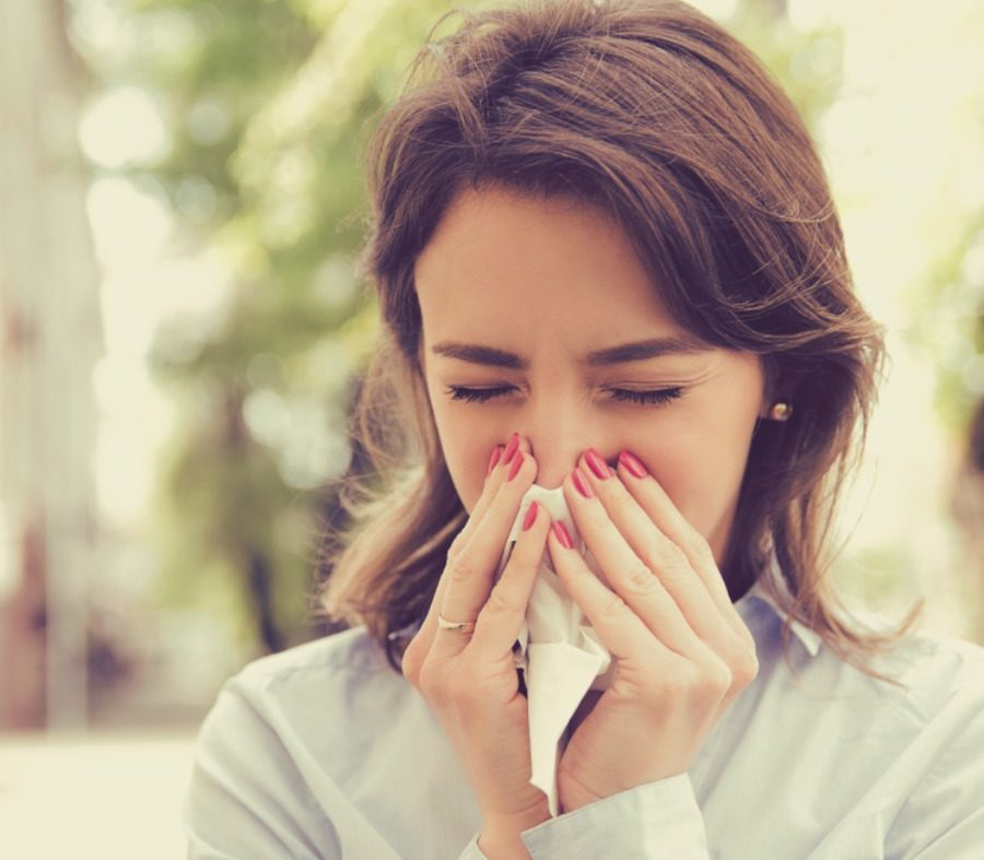 Como diferenciar o novo coronavírus das alergias respiratórias