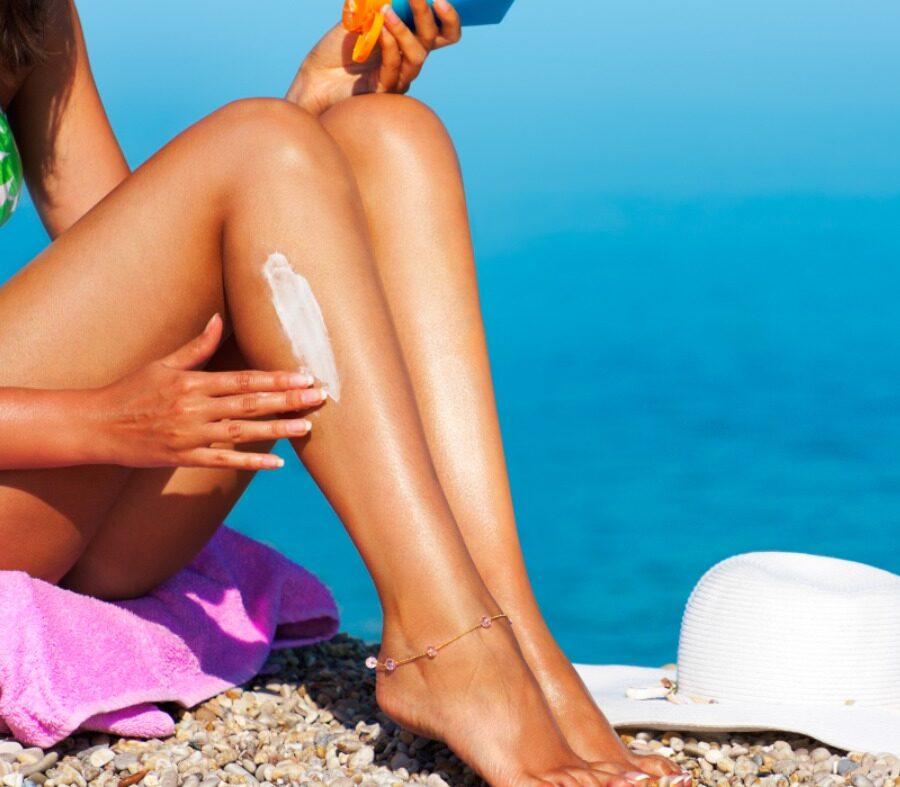Proteja sua pele corretamente no verão